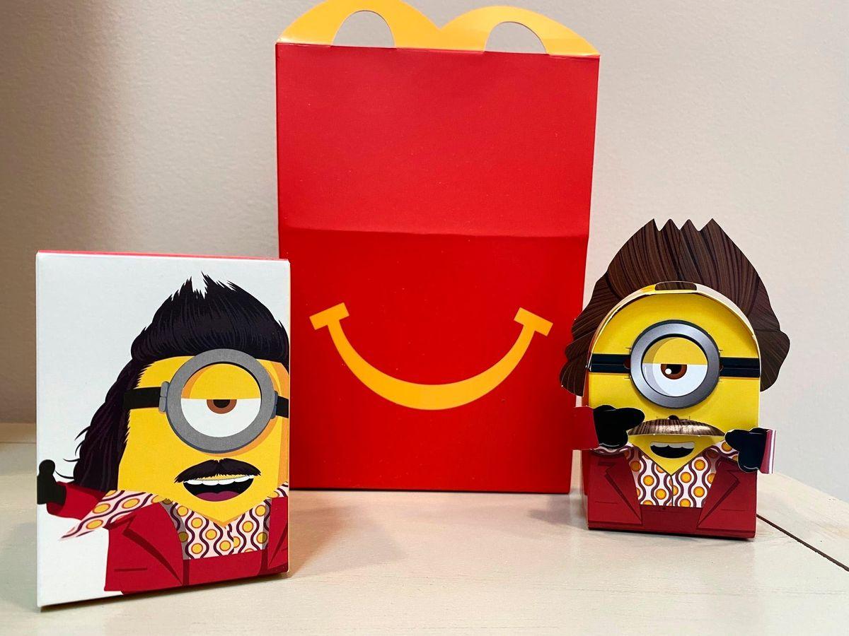 McDonald's-Plastic Toys