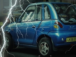 The spookiest cars for Halloween