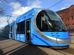 West Midlands Metro tram hit by van on Bilston Road bringing disruption