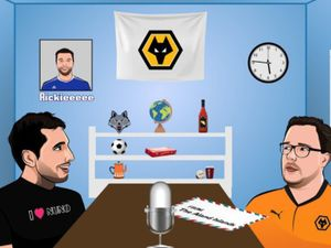 Wolves podcast with Nathan Judah and Tim Spiers