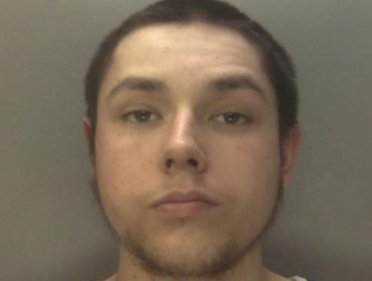 Marshall Tricklebank has been jailed for nine years and five months. Photo: West Midlands Police