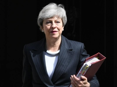 Theresa May's fate as PM could be decided on Friday