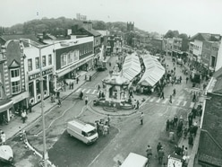 Pictures from the past: Dudley High Street and Market Place throughout the years