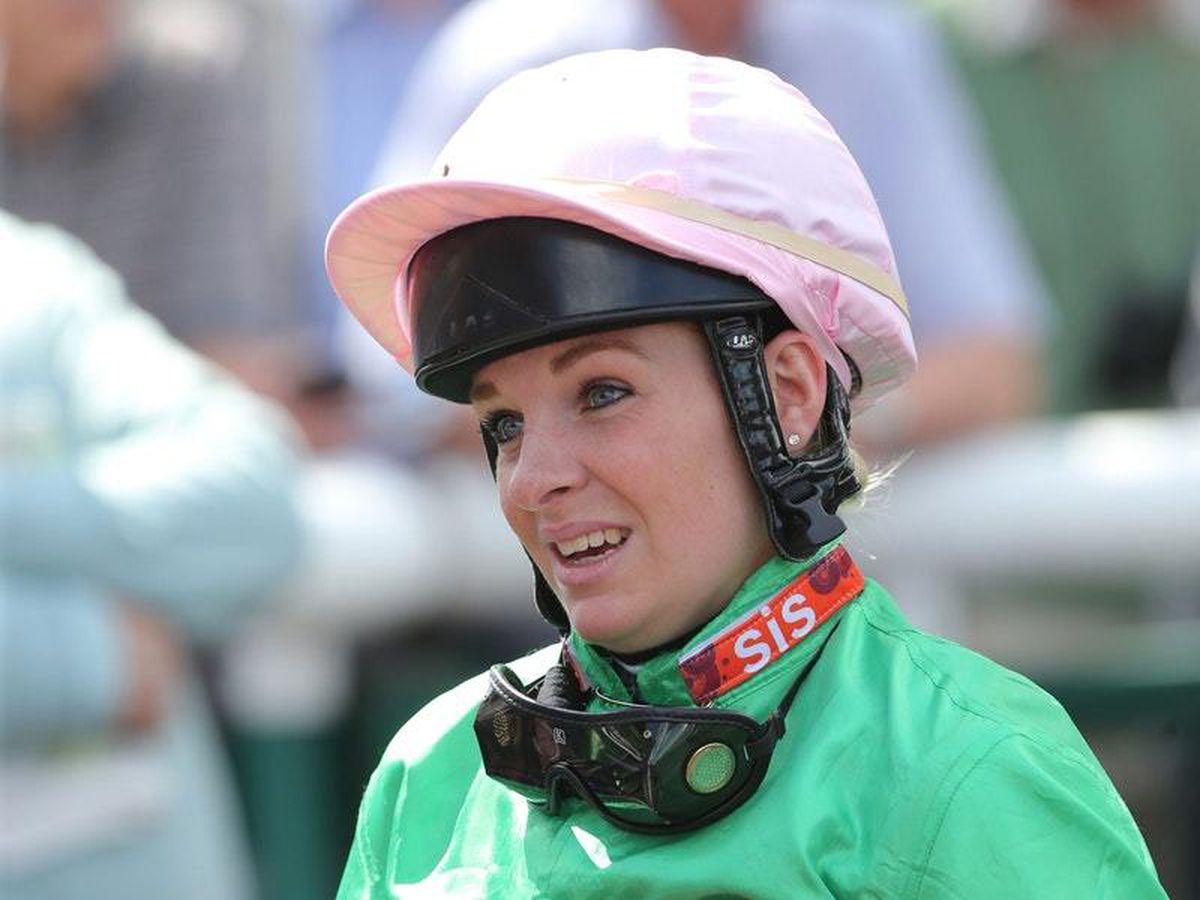 Jockey Racheal Kneller