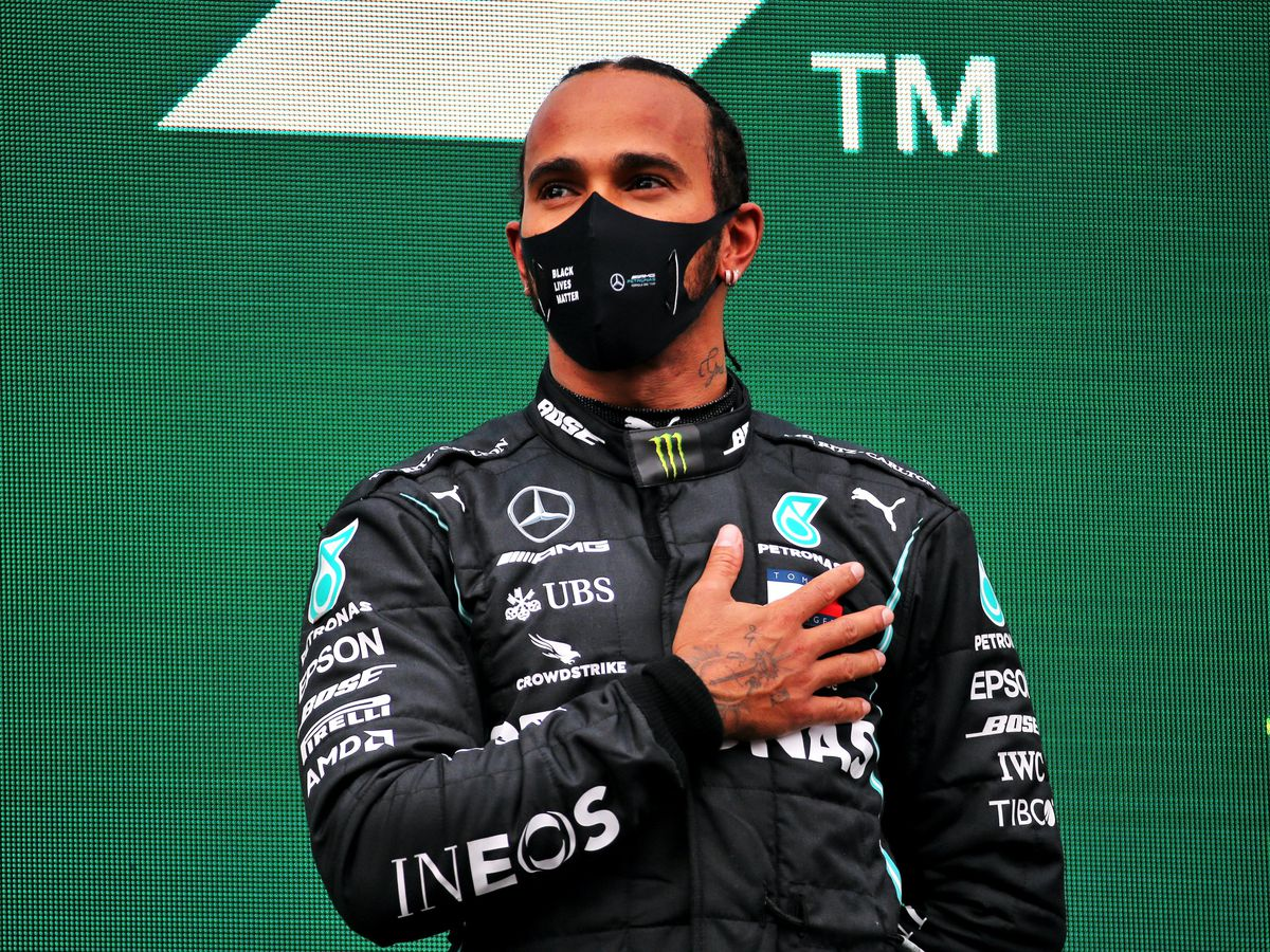 Lewis Hamilton won his seventh world championship in Turkey last weekend