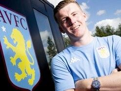 Matt Targett: Aston Villa are a club on the up