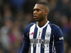 Daniel Sturridge out of West Brom's crucial clash with Huddersfield but Kieran Gibbs and Jake Livermore set to return