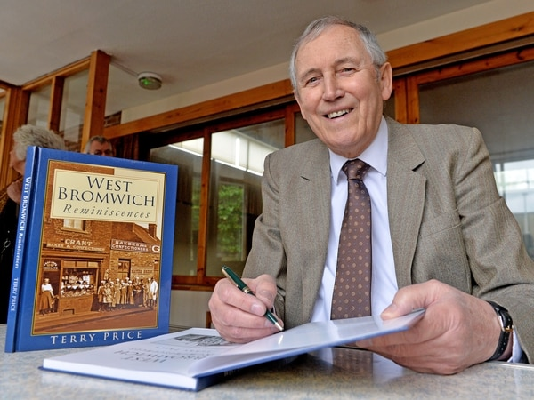 Tributes to popular Black Country historian Terry, 81