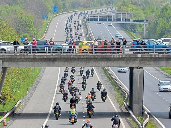 Virtual Bike4Life ride out planned after charity event postponed
