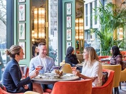 Food review: The Ivy, Birmingham