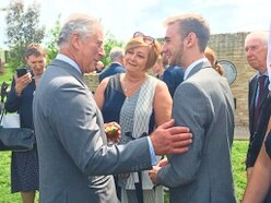 Family devastated by Tunisia terror attack meet Prince Charles to honour victims