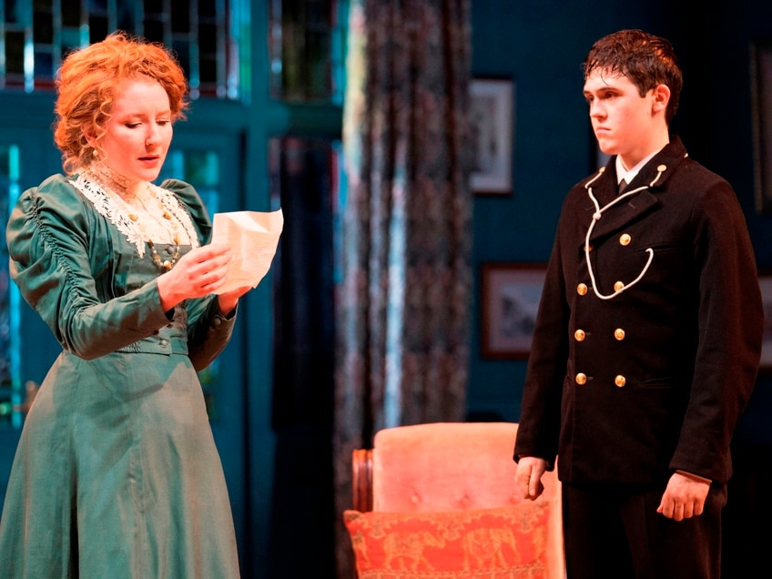 The Winslow Boy, Birmingham REP - review and pictures