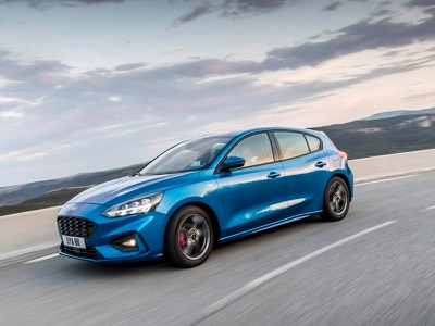 Ford to introduce electrified Fiesta and Focus models