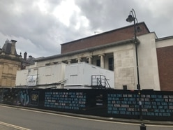 Sprinklers left out of Wolverhampton Civic halls revamp