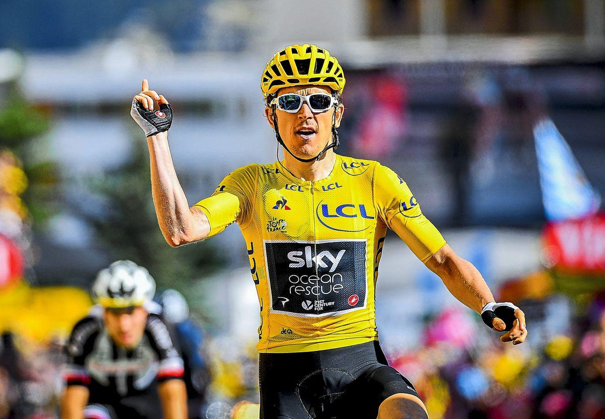 Tour de France champion Geraint Thomas is among past winners.