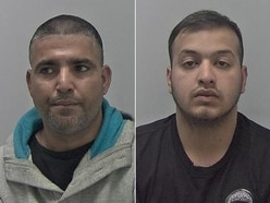 Jail for pair who travelled across the Midlands to deal drugs