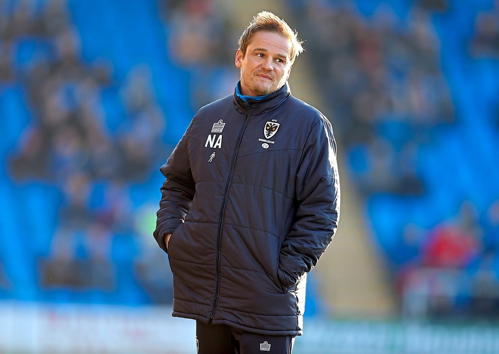Sky Sports  Johnny Phillips  A bleak week for Neal Ardley and ... d04764be4