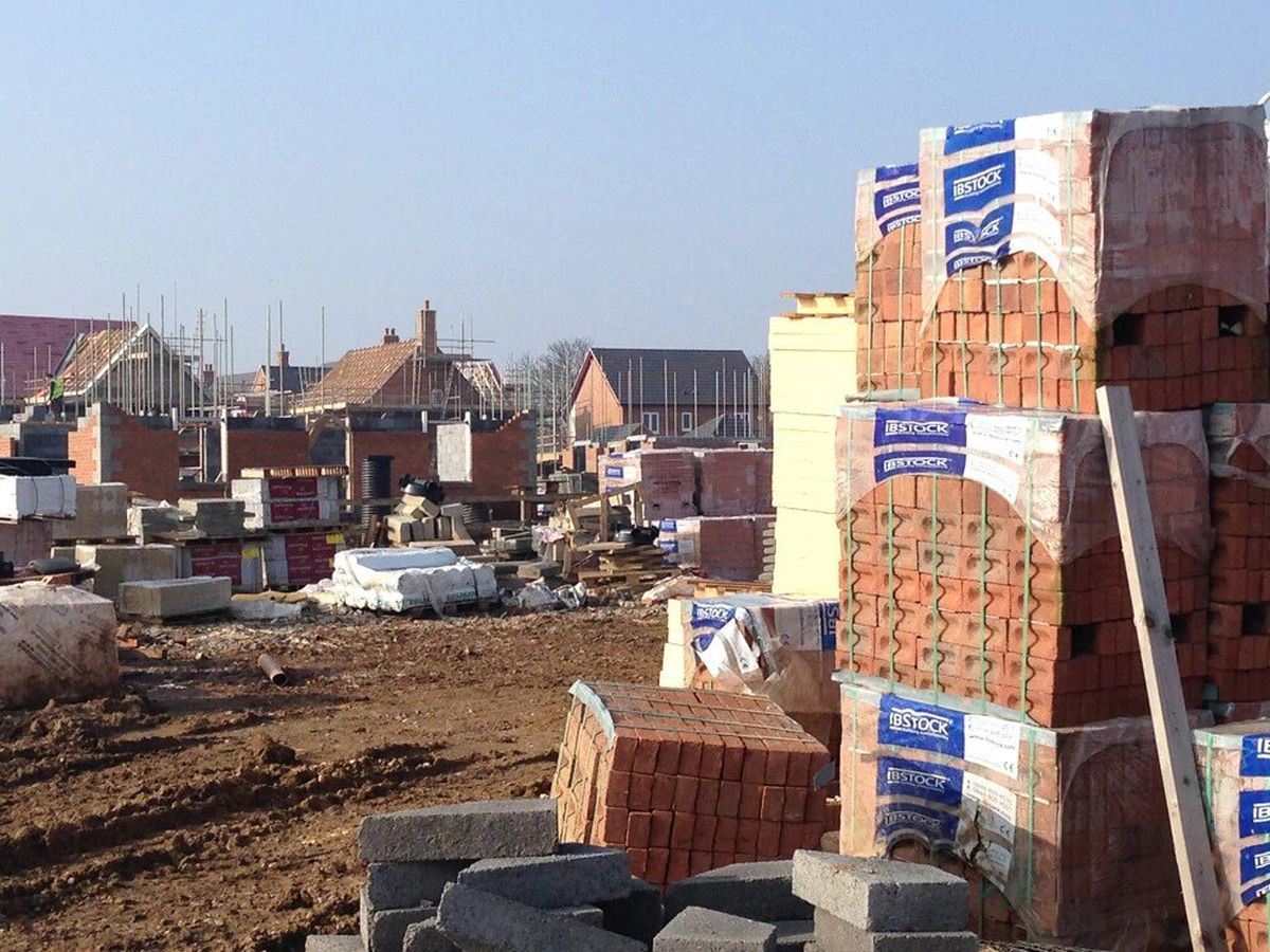 The investment at Aldridge will hugely increase Ibstock's clay bricks production