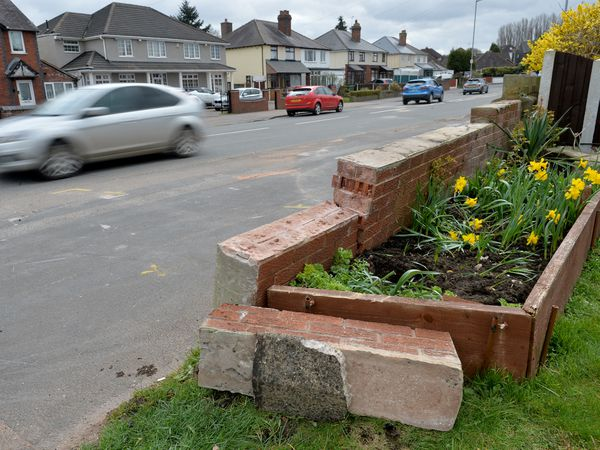 Residents in Pelsall Lane want action to be taken