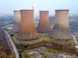 Revised plans for Rugeley Power Station approved.