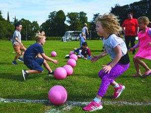 Lichfield Community Games takes place in Beacon Park this weekend, September 18 and 19.
