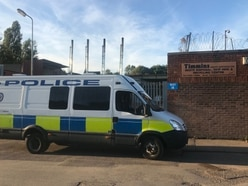 Man dies in industrial incident in Wolverhampton