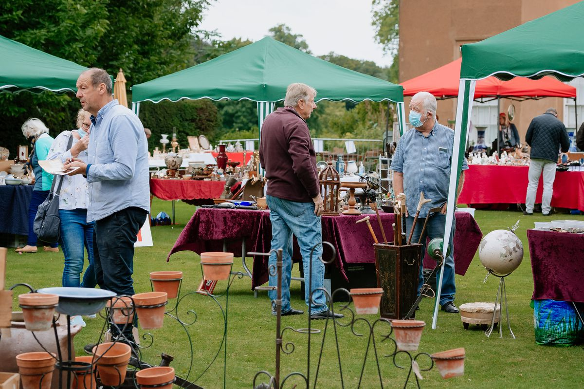 Himley Hall and Park Antiques Fair