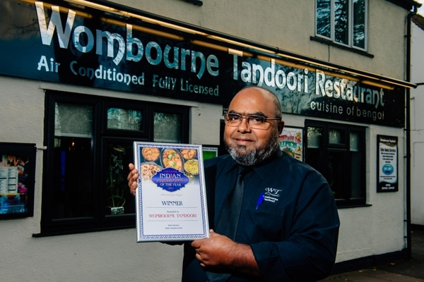 Express Stars Indian Restaurant Of The Year The Best