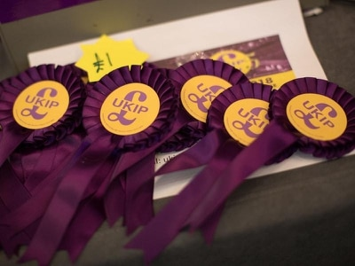Top Ukip figure branded shameful over 'holocaust of our children' Muslim jibe