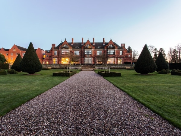 Travel review: Get away from it Hall – Hoar Cross Hall, Staffordshire