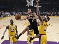 James still winless with Lakers as Spurs claim overtime thriller