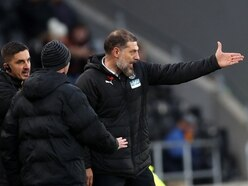 Slaven Bilic hails 'good performance' as West Brom tame Tigers