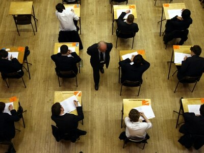 Students will be able to use course work to appeal against A-level grades