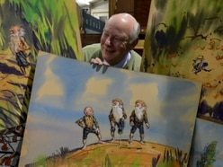 Watercolours estimated to earn £10,000 in Stourbridge auction