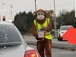 Children in Need: Drivers warned not to give money to unlicensed 'charity' collectors at busy Black Country junctions