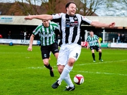 Stafford Rangers' Kyle Perry excited for Marston Road return