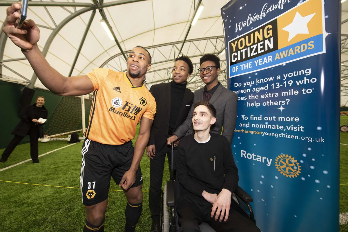 Budding Sports Reporter Scores Interview With Wolves Star Adama Traore Express Star