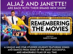 Remembering The Movies with Aljaz and Janette, Symphony Hall, Birmingham - review