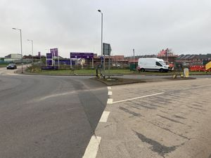Work to create two junctions to serve the new housing estate off Birmimgham Road begins this week.