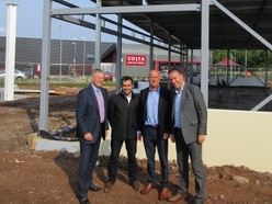 New Wolverhampton petrol station for site next to M54 and A449