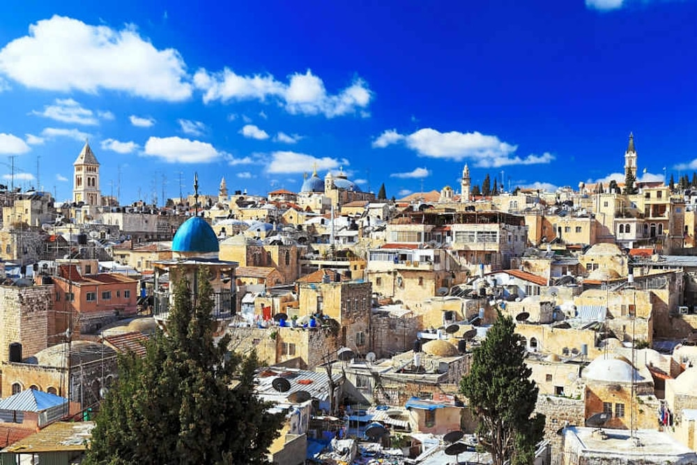 Safe To Travel To Tel Aviv