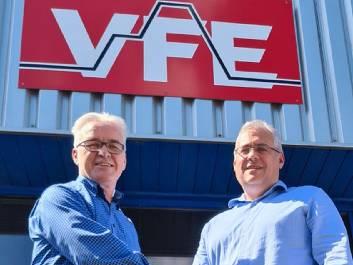 VFE has been bought by Busch (UK)