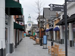 McArthurGlen Designer Outlet West Midlands is opening in Cannock on April 12