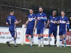 Chasetown 2 Spalding 0 - Report and pictures