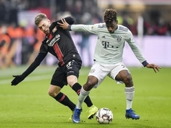 Coman doubtful for Liverpool clash after suffering ankle injury