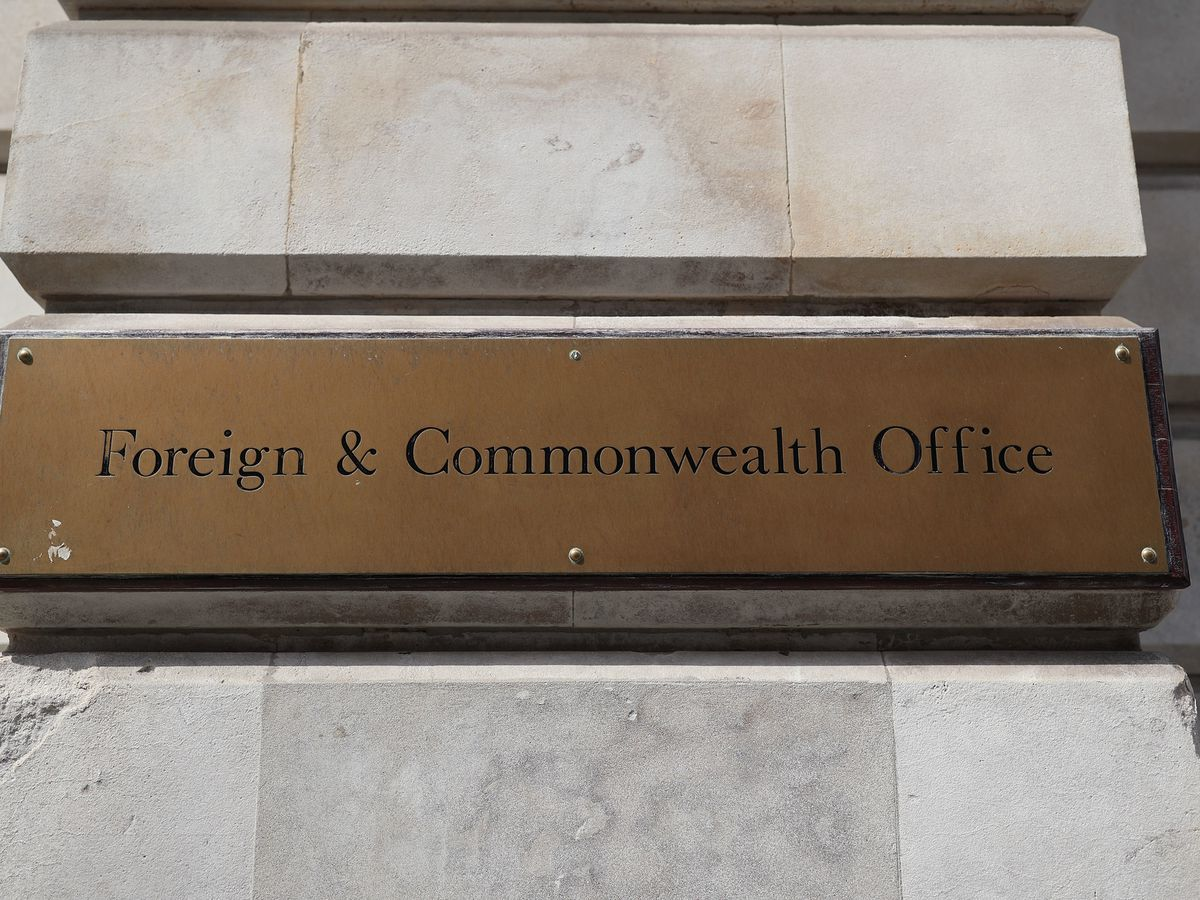 The Department for International Development has been merged with the Foreign & Commonwealth Office