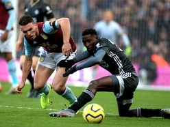 Aston Villa 1 Leicester 4 - Report and pictures