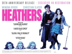 Anniversary screenings of 80s hit Heathers in Dudley and Walsall