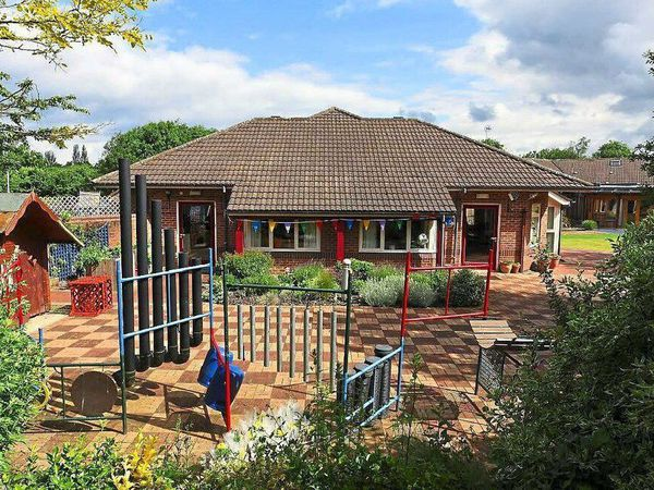 Acorns Children's Hospice in Walsall