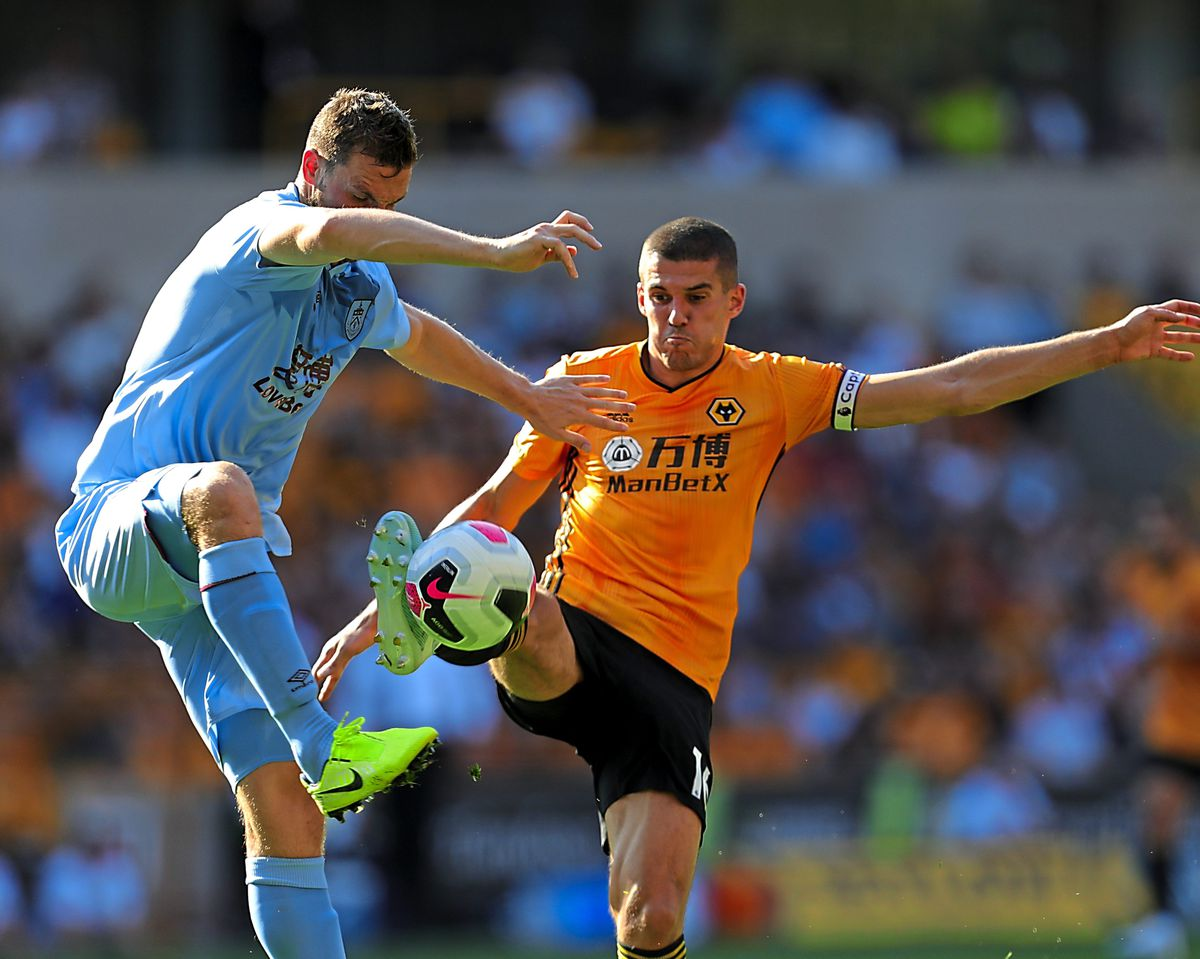 Conor Coady in action (AMA/Sam Bagnall)